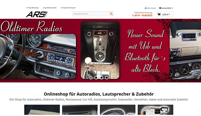 Sie suchen konkrete Car-Hifi-Produkte? Hier geht's zu unserem Onlineshop...
