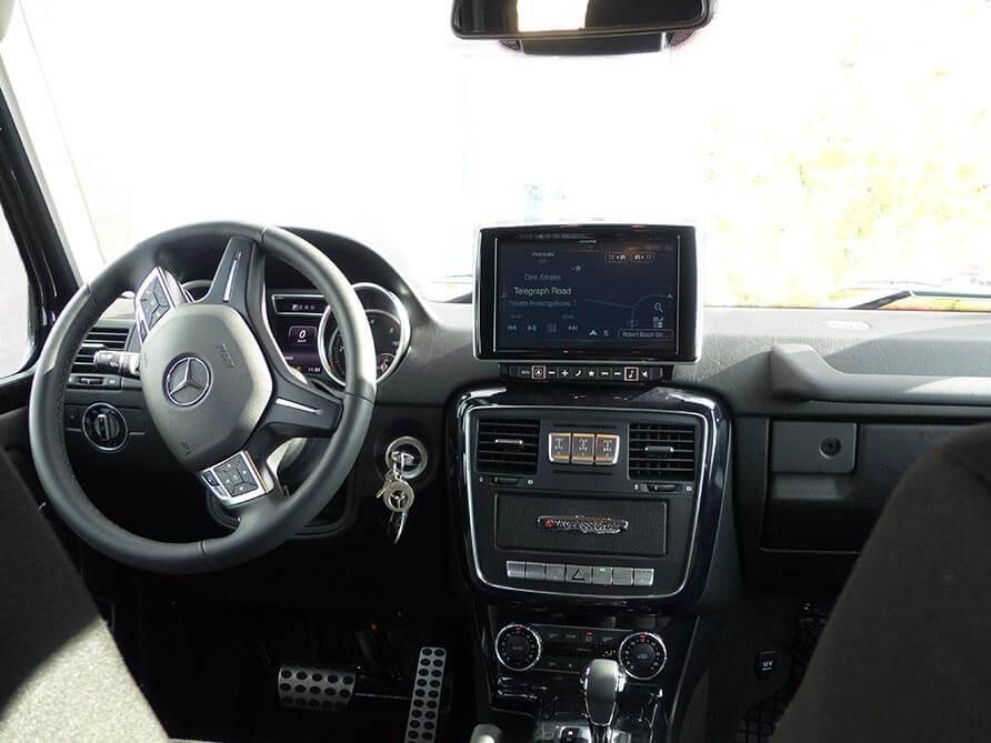 Armaturenbrett Mercedes G-Klasse
