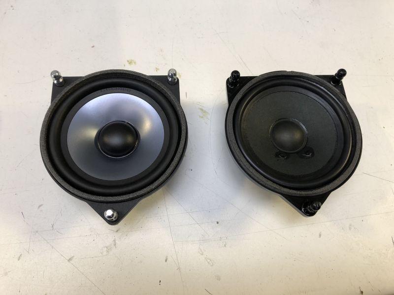 Lautsprecher, Soundsystemnachrüstung für C, GLC und E-Klasse